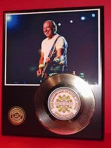 JIMMY BUFFETT GOLD 45 RECORD LIMITED EDITION DISPLAY