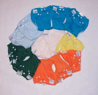 Fuzzi Bunz Cloth Diapers Small, Medium, Large, Petite