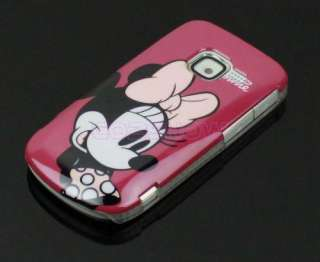 Mickey Mouse Cartoon Hard Case Cover for NOKIA C3 C3 00