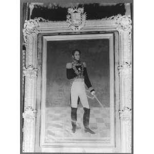 Simon Bolivar,1783 1830,Venezuelan Military and political