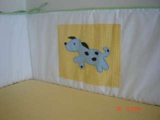 cot/cotbed Baby Bedding Set,quilt,bumper,fitted sheet