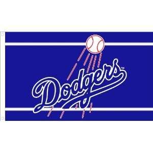 NEOPlex 3 x 5 Los Angeles Dodgers Baseball Flag