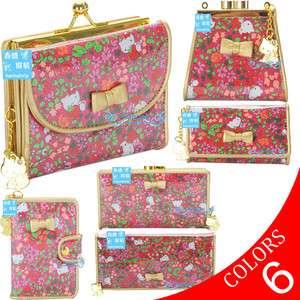 HelloKitty Lady Wallet Coin Purse Card Holder WA361