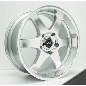20x9.5 Enkei ST6 (Silver Machined) Wheels/Rims 5x127/5 (470 295 7320SM