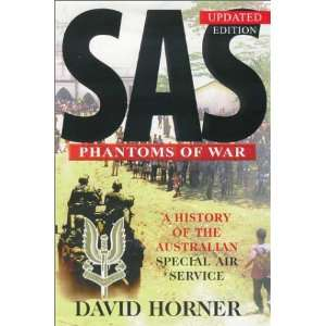 Australian Special Air Service (9781865086477): David Horner: Books