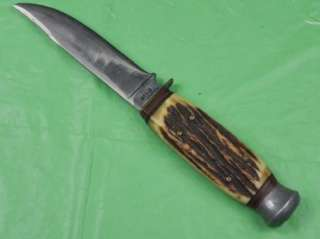 German Germany Solingen Rostfrei Hunting Knife
