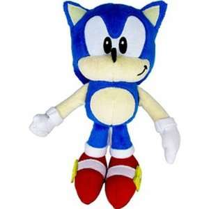 Sonic ~7 Plush: Sonic The Hedgehog 20th Anniversary Plush Series