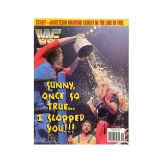 WWF Wrestling Magazine  The Godwinns Slop Sunny (1996) WWE