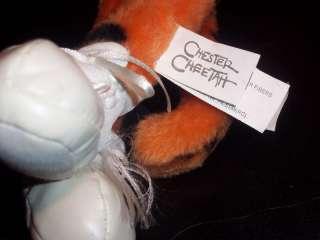 Cheetos Chester Cheetah 2001 Plush Stuffed Original Toy
