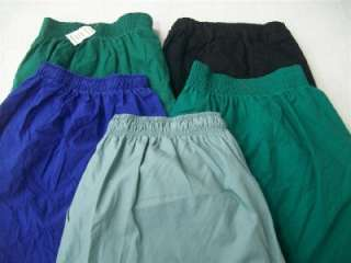 Medical Dental Scrubs Lot of 5 Pants Bottoms Size 4XL CHEROKEE And