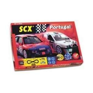 32 Portugal Slot Car Race Set, Analog (Slot Cars): Toys & Games