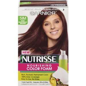 Garnier Nutrisse Hair Color 452 Chocolate Cherry Dark Reddish Brown