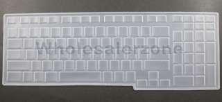 Laptop keyboard cover skin for Toshiba Satellite L500 L505 L500D L505D
