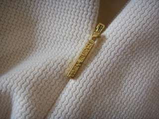NEW $325 Tory Burch Addis Contrast Trim Sleeveless A line Dress
