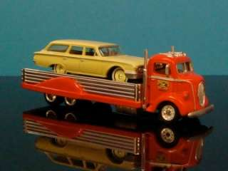 Hot Wheels 38 FORD COE Flatbed 1/64 Scale Limited Edition 6 Detailed