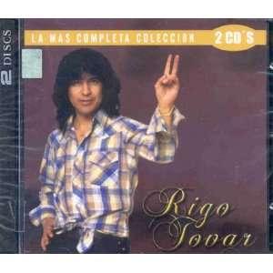 La Mas Completa Coleccion Rigo Tovar Music