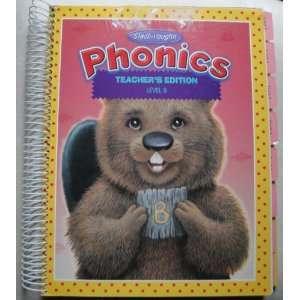 : Te Phonics LVL B 1999 (Steck Vaughn Phonics) (9780817283827): Books