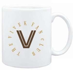 Mug White  The Vivek fan club  Male Names: Sports