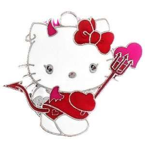 12X DIY Jewelry Making Hello Kitty Lil Devil costume
