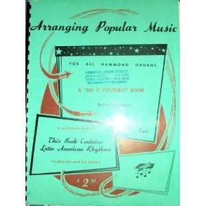 For All Hammond Organs (A Do It Yourself Book) Curt Chambers Books