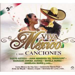 Viva Mexico Varios Music