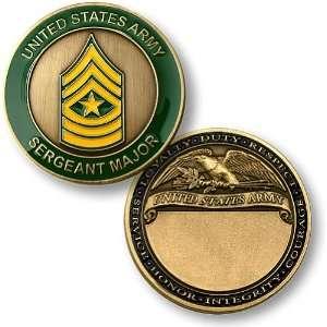 Army Sergeant Major