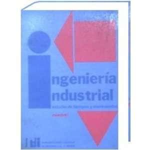 Tiempos Y Movimientos B.W. Niebel, SELLADO Y EMPAQUETADO NUEVO Books