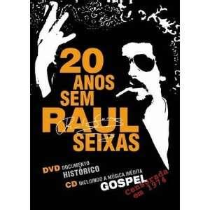 Raul Seixas 20 Anos Sem Raul Seixas (Dvd + Cd)   Raul Seixas