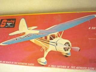 STERLING* STINSON RELIANT SR 8 GULLWING * F/F MODEL AIRPLANE KIT