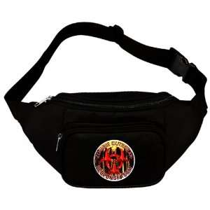 Zombie Outbreak Response Team Waist Fanny Pack Black