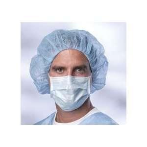 FACE MASK, PROCEDURE, EARLOOPS   300 Each / Case Health