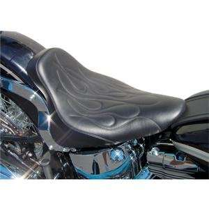 Danny Gray Weekday Solo Motorcycle Seat For Harley Davidson FLST 1984