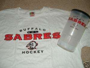 Buffalo Sabres NHL LG Logo T Shirt & Mug