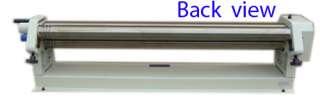 BRAND NEW 50 Slip roll 16 gauge Max width 50. 16 Gauge 3 rolls 3