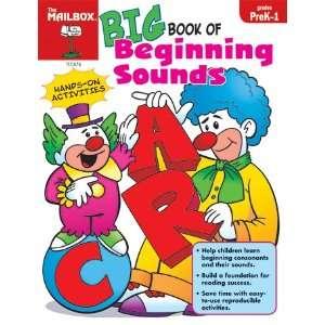 BIG BOOK OF BEGINNING SOUNDS GR. PREK 1 Toys & Games