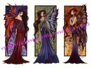 Amy Brown Print Faery Panel I Fairy Fantasy Art NEW