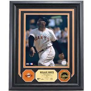 San Francisco Giants Willie Mays Pin Collection Photomint