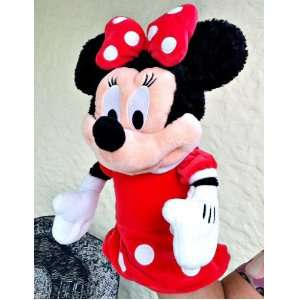 Disney Minnie Mouse Plush Golf Club Cover