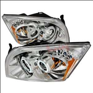Dodge Caliber 2006 2007 2008 2009 2010 2011 CCFL LED Halo Projector