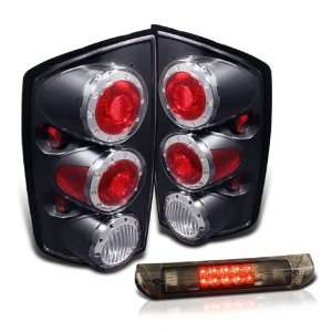 Dodge Ram Pickup LED Tail Lights+LED Brake Light Brand New Left+Right