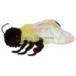Domestic Animals  Bumble Bee with Sound Bug 8 Plush Stuffed Animal