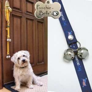 Training Doorbells in Classic All American Dog Design