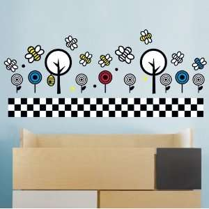 Smarts Bees and Trees Nursery Decoration Baby