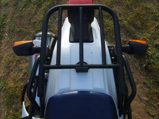 DR650 Rear Luggage Rack, DR 650 Suzuki