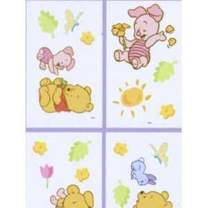 Wallpaper Steves Color Collection Disney Baby Winnie The Pooh