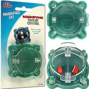 Best Quality Ezy Dose Magnifying Pill Cutter   Green: Everything Else