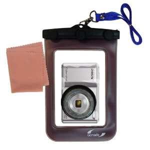 Gomadic Clean n Dry Waterproof Camera Case for the Sony