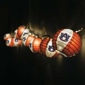 Auburn University Tigers Paper Lanterns Patio, Lawn & Garden