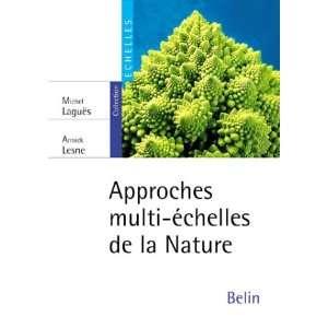 approches multi echelles de la nature (9782701131757