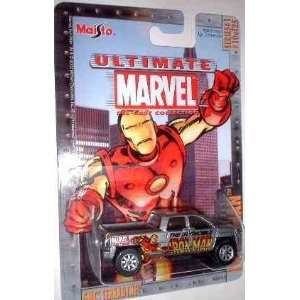 Iron Man GMC Terradyne 164 Vehicle from Marvel Toys